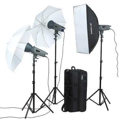 Комплект студийного света Visico Studio Flash VT-200 Creative Kit