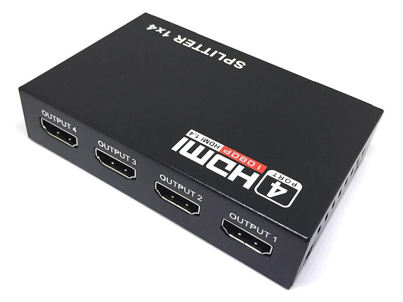 лучшая цена Сплиттер Espada EDH12 HDMI 1x4 Splitter