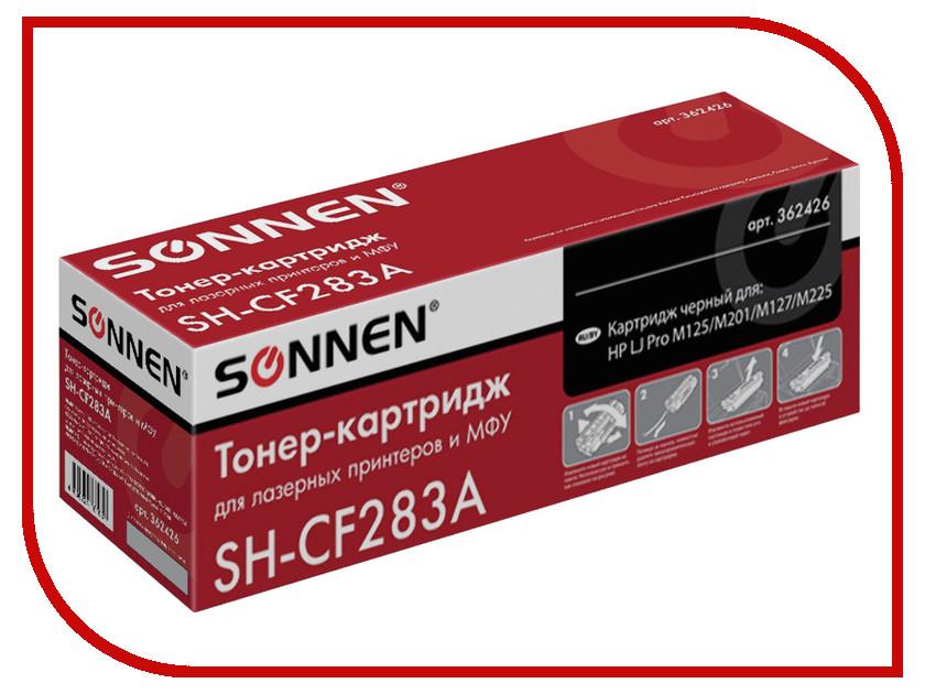 Картридж Sonnen для LaserJet Pro M125/M201/M127/M225 362426
