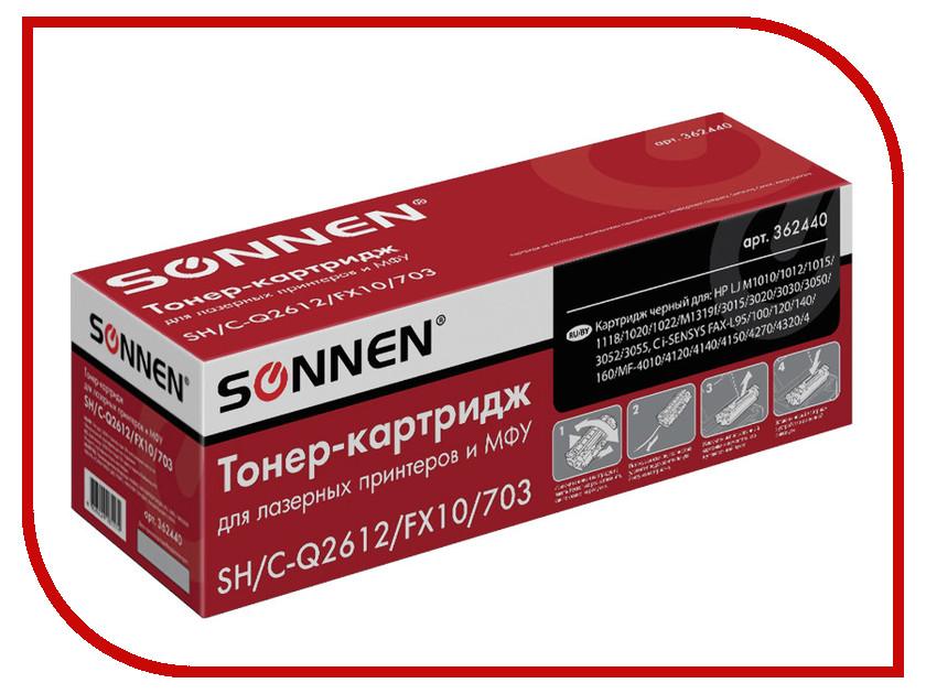 Картридж Sonnen для Laser Jet/i-SENSYS 362440