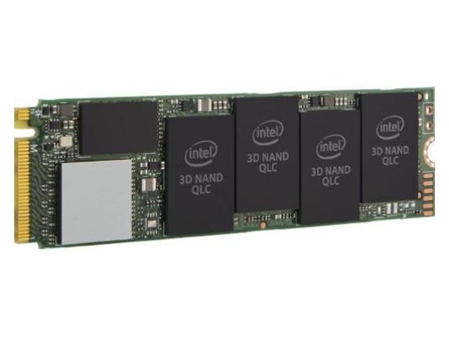 Жесткий диск Intel 660p Series 1Tb SSDPEKNW010T8X1