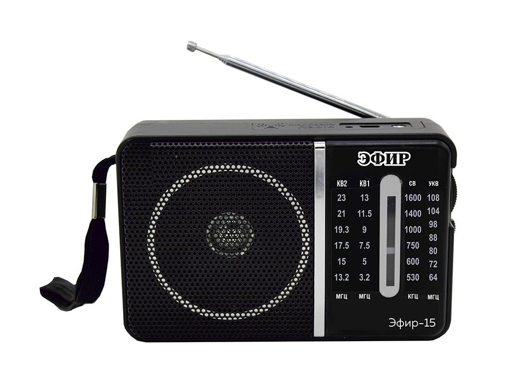Радиоприемник Сигнал electronics Эфир-15