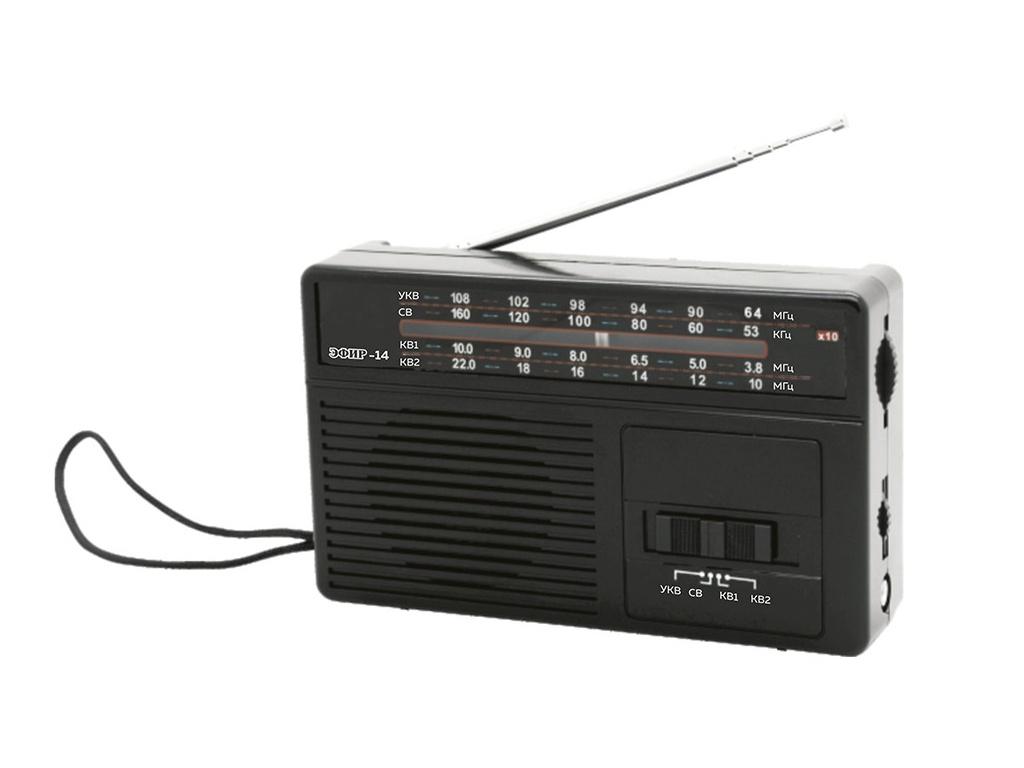 Радиоприемник Сигнал electronics Эфир-14