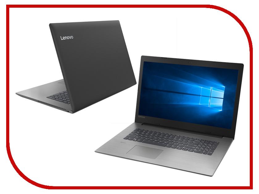 ₽21250 Ноутбук Lenovo IdeaPad 330-17AST Black 81D7001KRU (AMD A4-9125 2.3 GHz/4096Mb/500Gb/AMD Radeon R3/Wi-Fi/Bluetooth/Cam/17.3/1600x900/Windows 10 Home 64-bit)