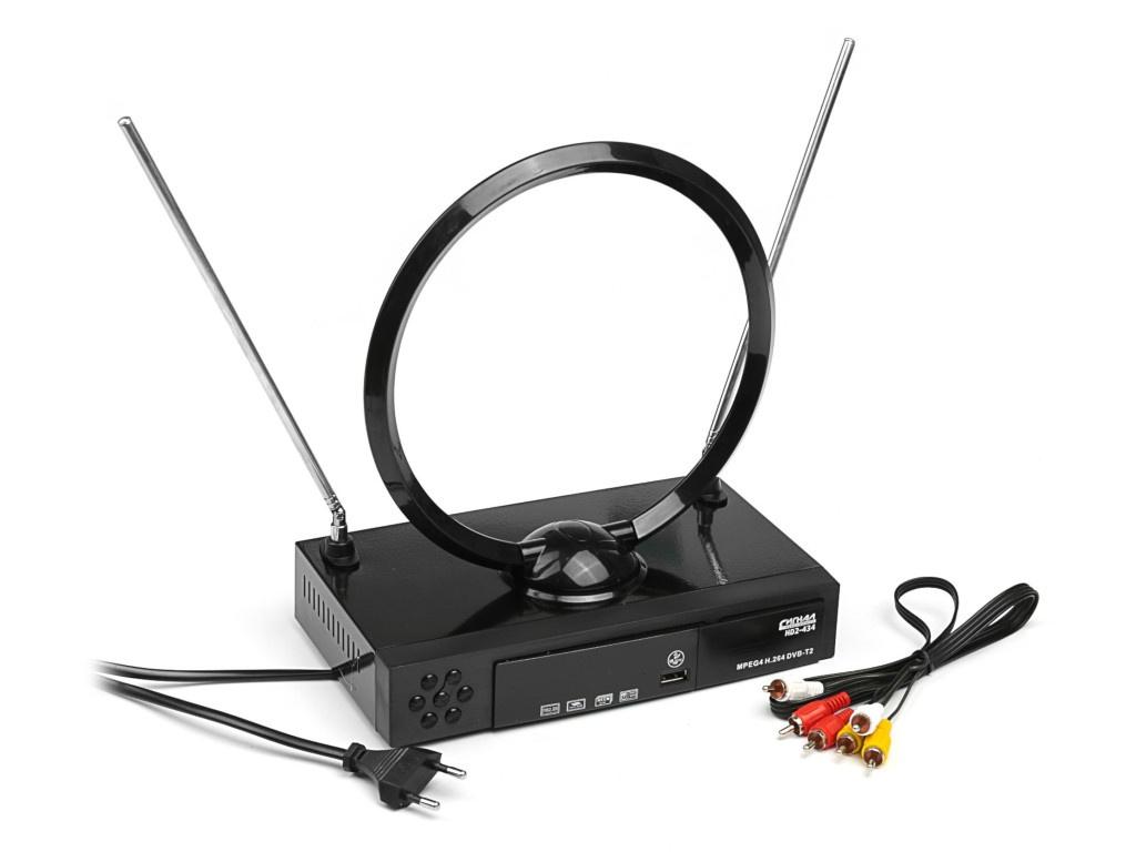 Фото - СИГНАЛ ELECTRONICS HD2-434 тв приставка сигнал electronics