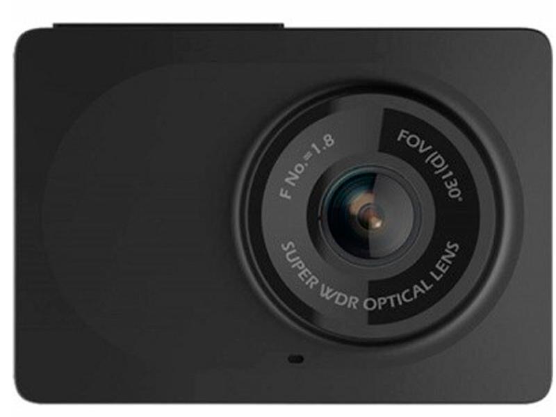 Видеорегистратор Yi Smart Dash Camera SE Black