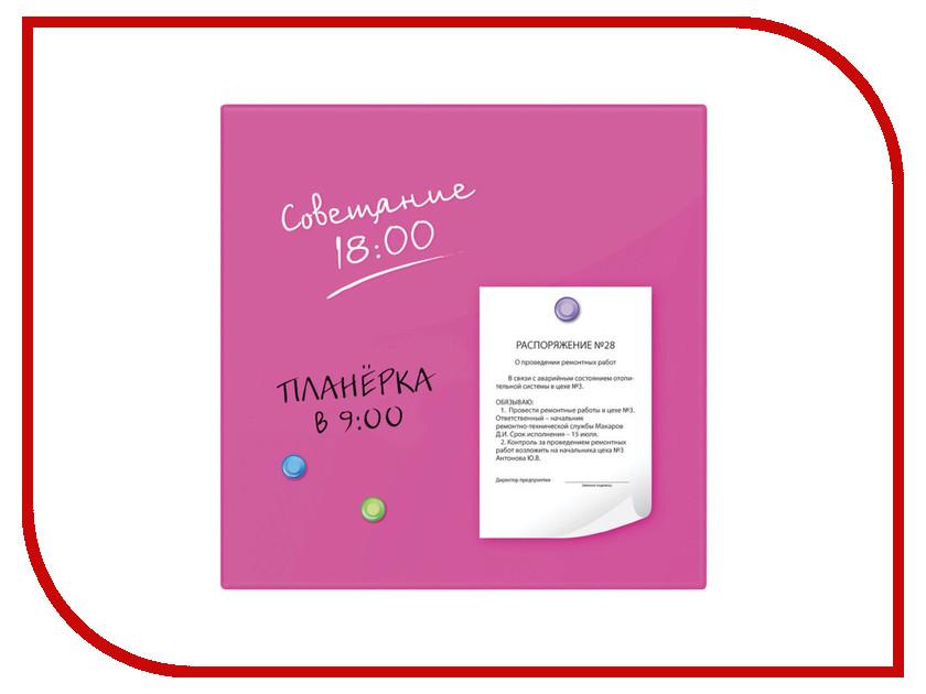 Доска магнитно-маркерная Brauberg 45x45cm Pink 236742 наволочки almofadas decorativas 4 45x45cm cojines page 9