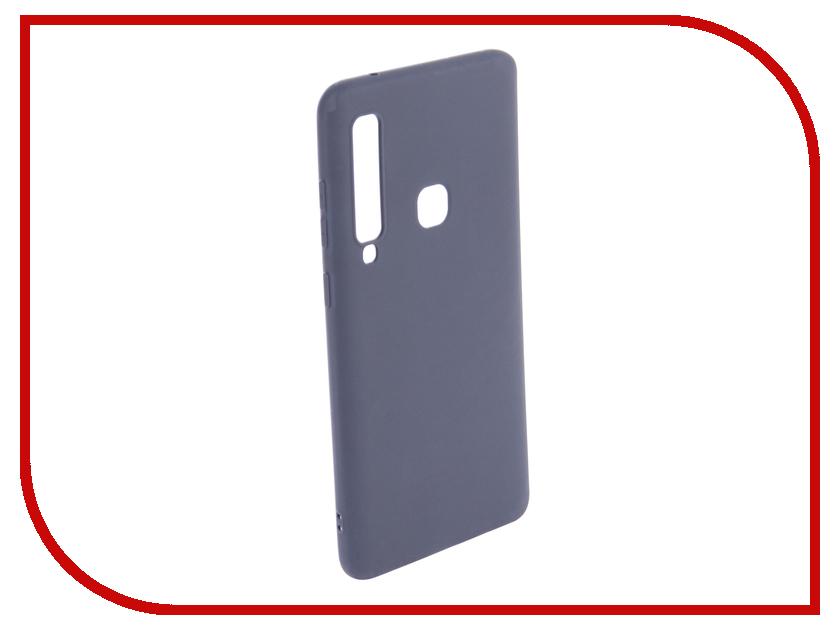 Аксессуар Чехол для Samsung Galaxy A9 2018 A920 Zibelino Soft Matte Dark Blue ZSM-SAM-A920-DBLU аксессуар чехол для samsung galaxy a6 plus 2018 a605g zibelino soft matte blue zsm sam a605g blu