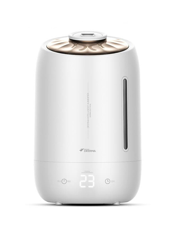 Увлажнитель Xiaomi Deerma Air Humidifier 5L DEM-F600 new aroma humidifier 700ml for home humidifier ultrasonic air humidifier and aroma diffuser air purifier h010