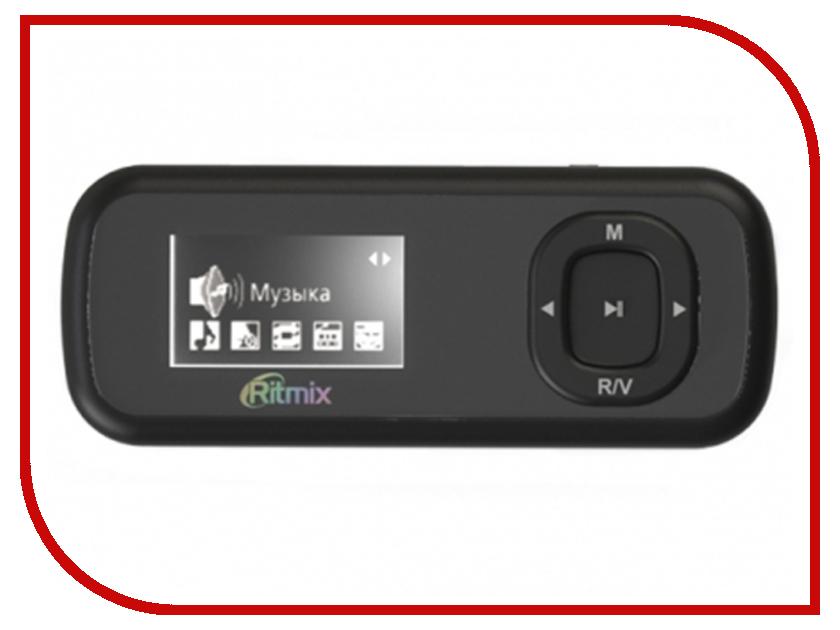 цена на Плеер Ritmix RF-3410 8Gb Black