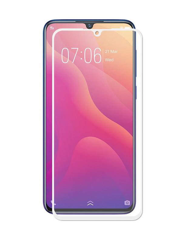 Аксессуар Защитное стекло Zibelino для Vivo V11i TG 5D White ZTG-5D-VIV-V11i-WHT аксессуар защитное стекло zibelino для apple iphone 7 8 plus tg 5d white ztg 5d iph8 pls wht