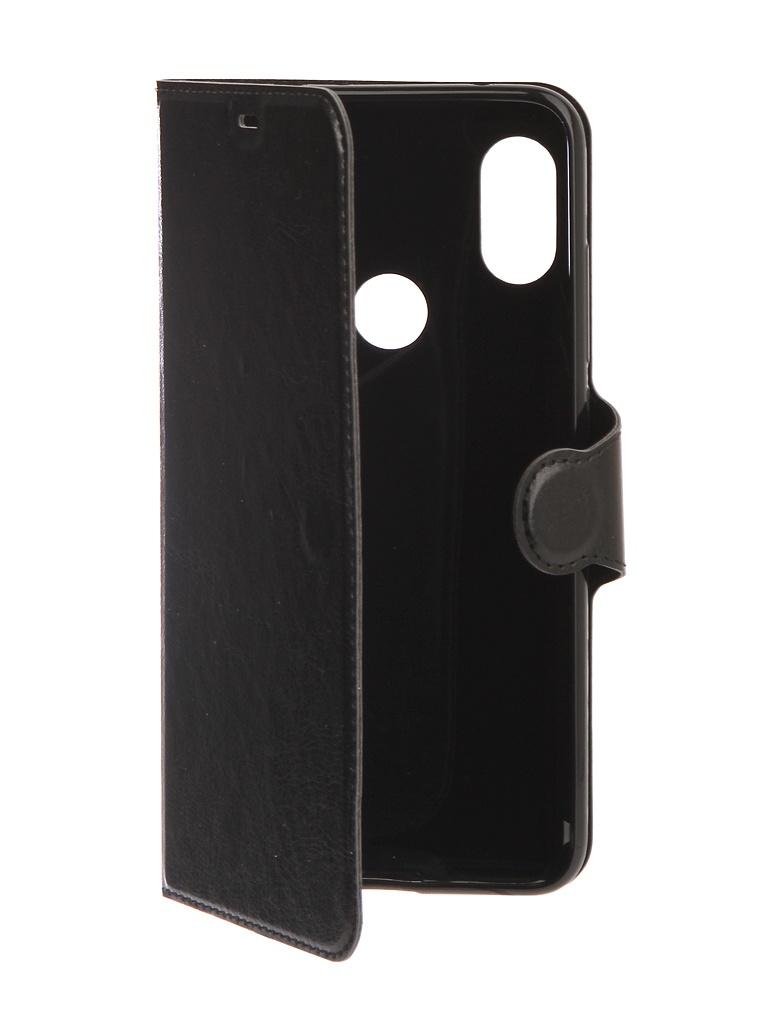 Аксессуар Чехол Red Line для Xiaomi Redmi Note 6 Pro Book Type Black УТ000016741 аксессуар аксессуар чехол для xiaomi redmi 5a red line book type black ут000014589