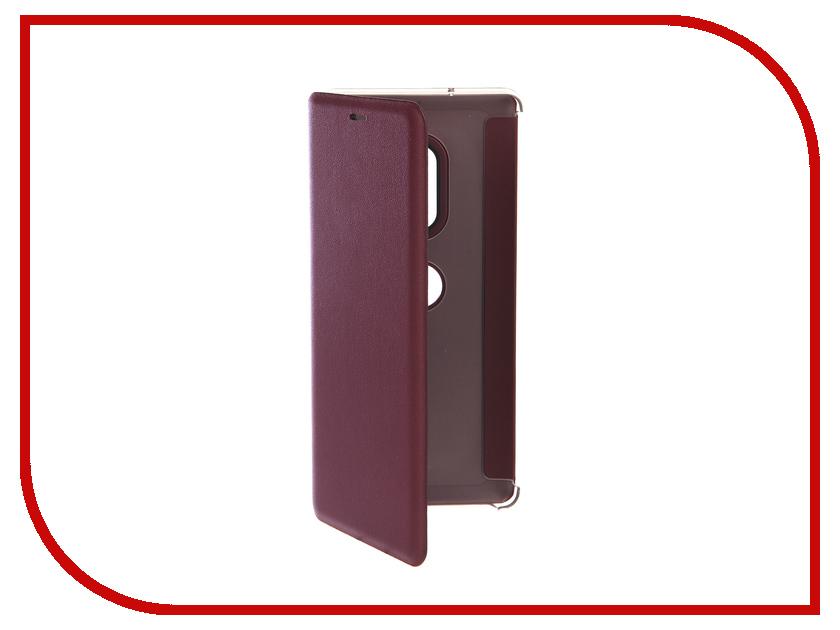 Аксессуар Чехол Sony Xperia XZ3 SCSH70 Red стоимость