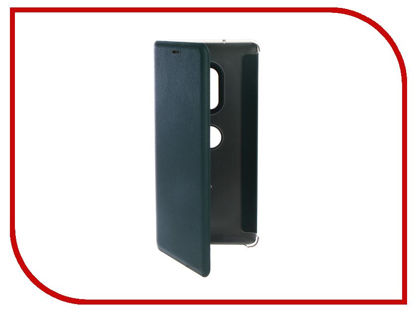 Аксессуар Чехол Sony Xperia XZ3 SCSH70 Green аксессуар