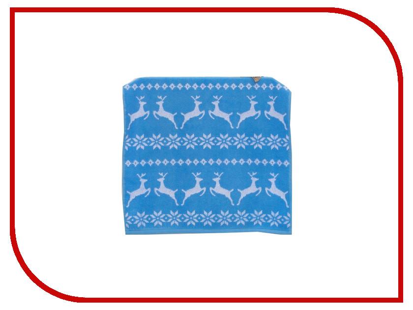 Полотенце Aquarelle Олени 70х140cm Light Blue 2916920 полотенце tramp tra 162 blue