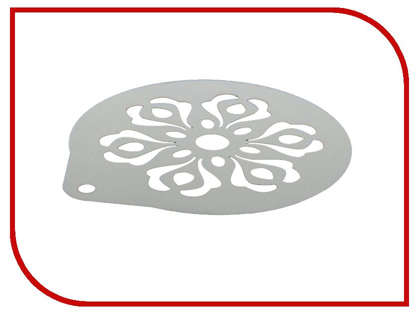 Трафарет Доляна Соцветие d 8.5cm 1685195 дождеватель доляна 1006611