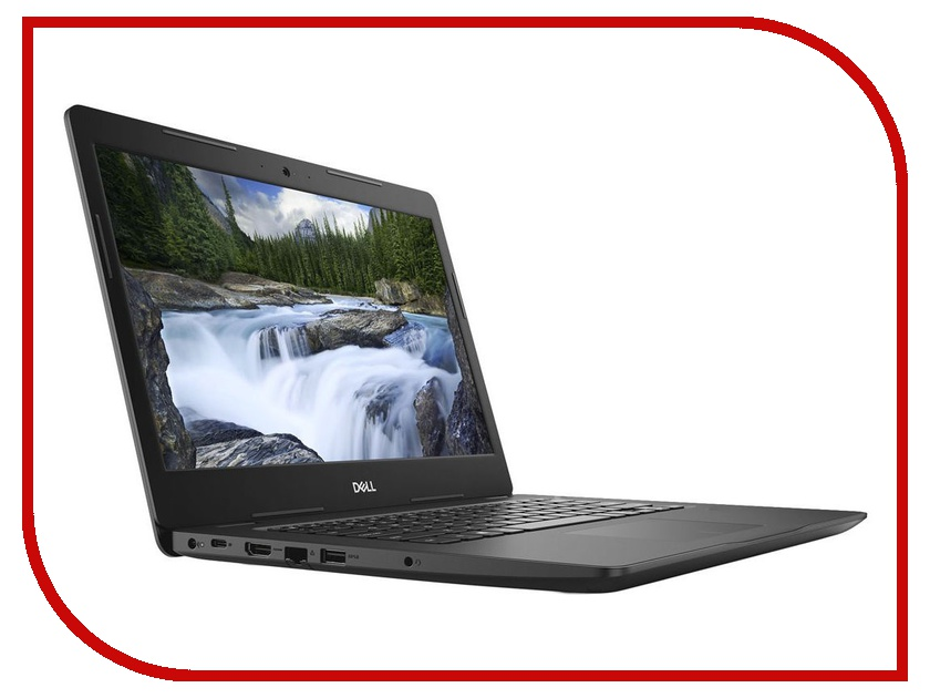 Ноутбук Dell Latitude 3490 3490-4049 (Intel Core i3-6006U 2.0 GHz/4096Mb/500Gb/Intel HD Graphics/Wi-Fi/Bluetooth/Cam/14.0/1366x768/Linux) ноутбук dell vostro 3568 3568 3070 black intel core i3 6006u 2 0 ghz 4096mb 1000gb intel hd graphics wi fi cam 15 6 1366x768 windows 10 64 bit