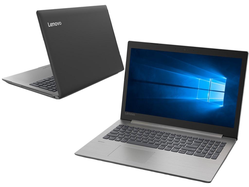 Ноутбук Lenovo IdeaPad 330-15IKBR Black 81DE01UGRU (Intel Core i5-8250U 1.6 GHz/8192Mb/128Gb SSD/Intel HD Graphics/Wi-Fi/Bluetooth/Cam/15.6/1920x1080/Windows 10 Home 64-bit)