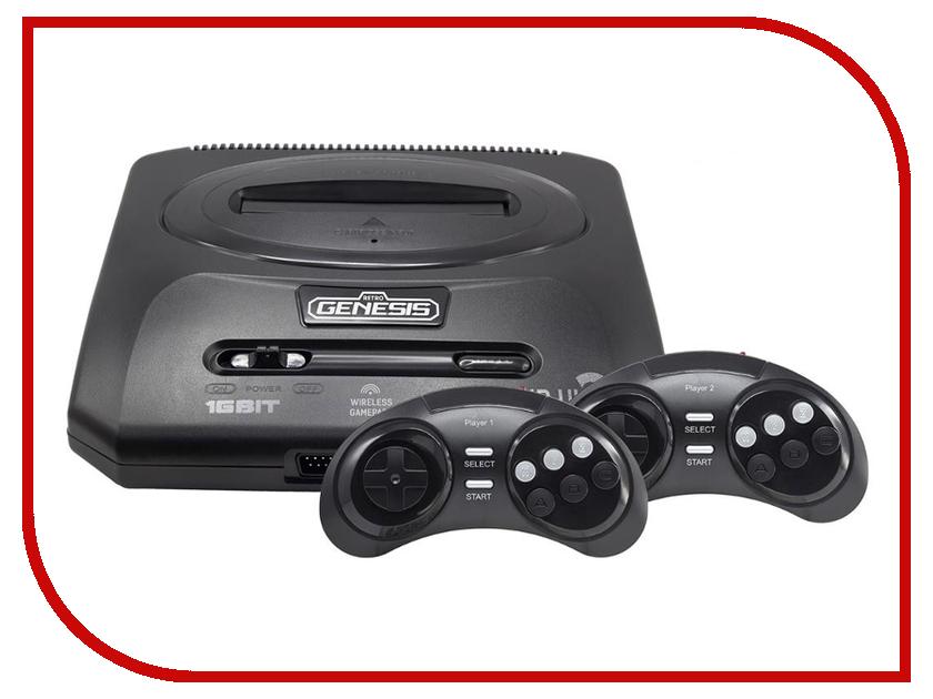 Игровая приставка SEGA Retro Genesis HD Ultra 2 + 50 игр цена и фото