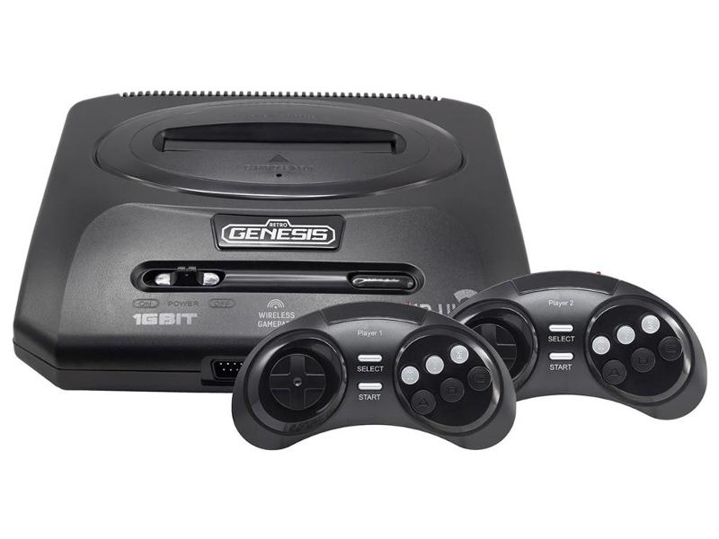 Игровая приставка SEGA Retro Genesis HD Ultra 2 + 50 игр