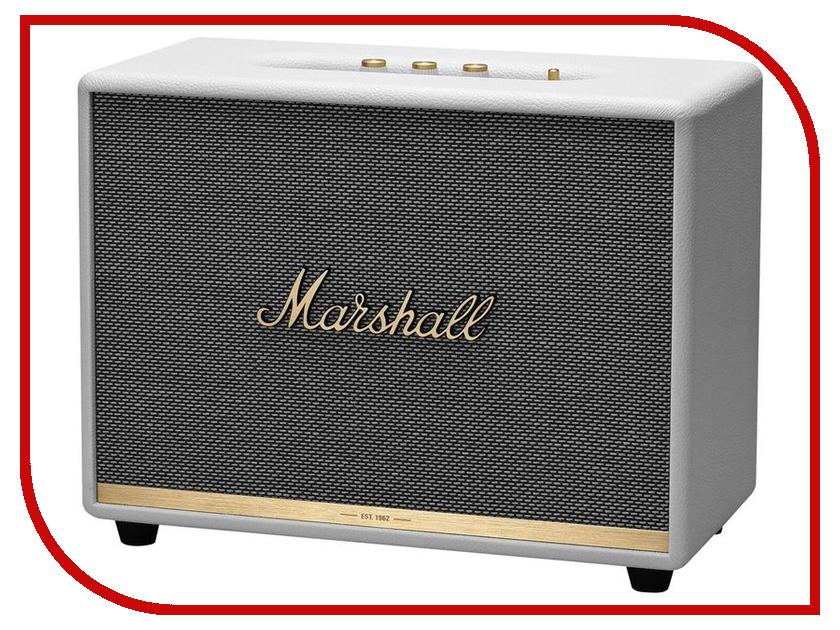 Колонка Marshall Woburn II White портативная bluetooth колонка marshall woburn cream