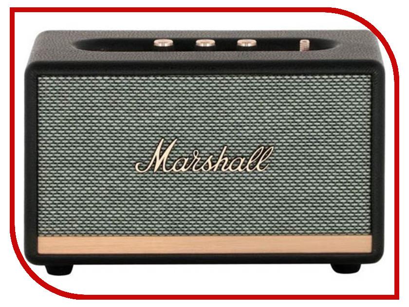 Колонка Marshall Acton II Black колонка marshall kilburn black