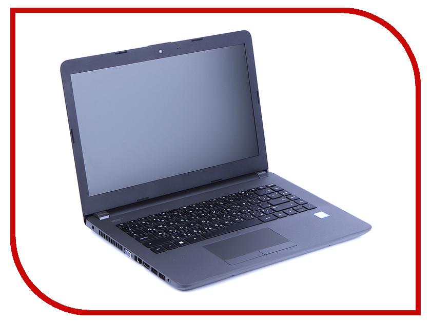 Ноутбук HP 240 G6 4BD05EA (Intel Core i5-7200U 2.5 GHz/8192Mb/256Gb SSD/DVD-RW/Intel HD Graphics/Wi-Fi/Bluetooth/Cam/14.0/1366x768/DOS) моноблок lenovo ideacentre aio 520 22iku ms silver f0d5000srk intel core i5 7200u 2 5 ghz 4096mb 1000gb dvd rw intel hd graphics wi fi bluetooth cam 21 5 1920x1080 dos