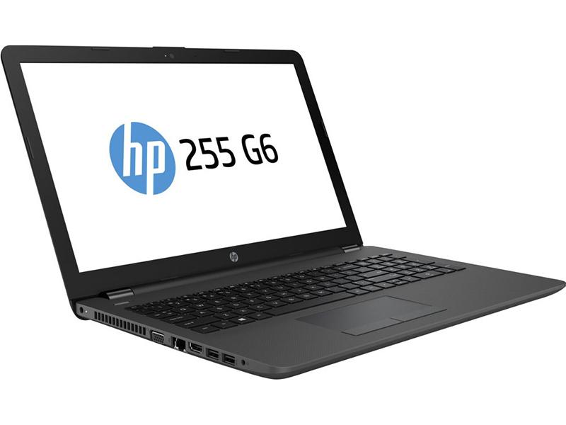 Ноутбук HP 255 G6 3VJ25EA (AMD A6-9225 2.6 GHz/8192Mb/256Gb SSD/DVD-RW/AMD Radeon R4/Wi-Fi/Bluetooth/Cam/15.6/1920x1080/Windows 10 64-bit)