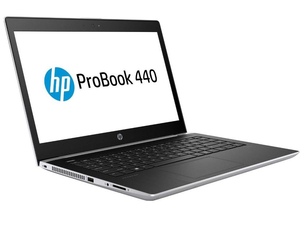 Ноутбук HP ProBook 440 G5 2XY56ES (Intel Core i5-7200U 2.5 GHz/8192Mb/256Gb SSD/Intel HD Graphics/Wi-Fi/Bluetooth/Cam/14.0/1366x768/Windows 10 64-bit)