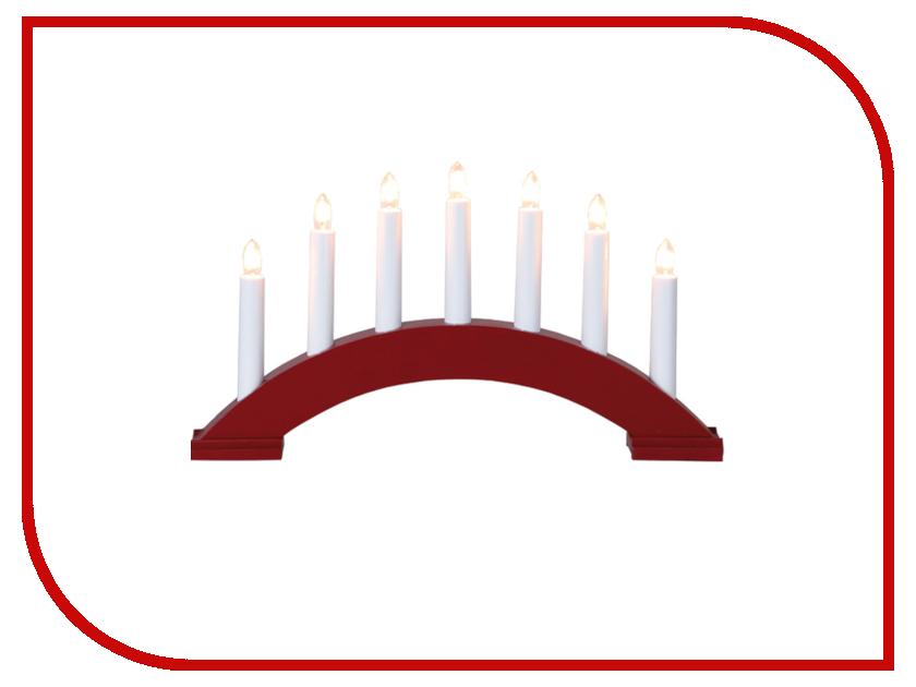Светящееся украшение Svetlitsa Bea Red 283-15