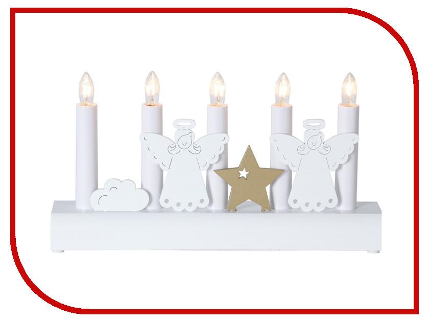 Светящееся украшение Svetlitsa Julia White 271-30