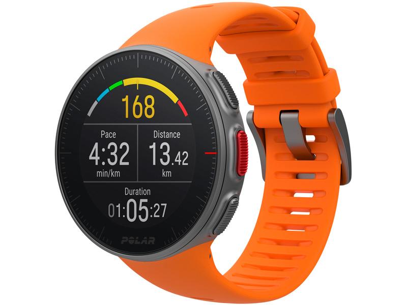 Часы Polar Vantage V Orange