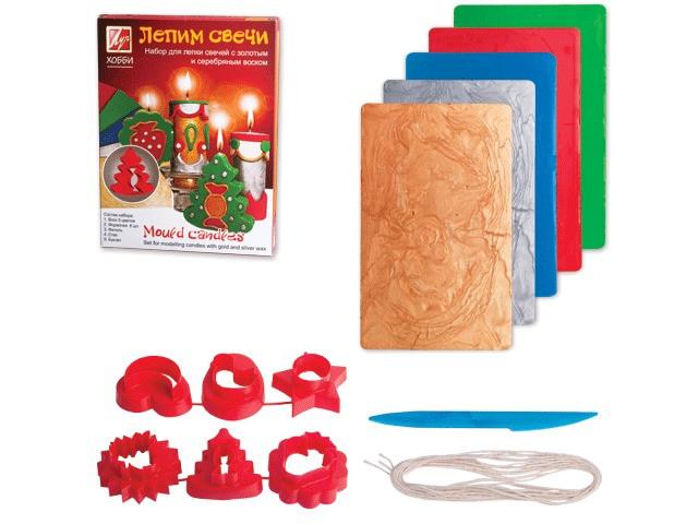 Набор для изготовления свечей Луч 21С 1392-08