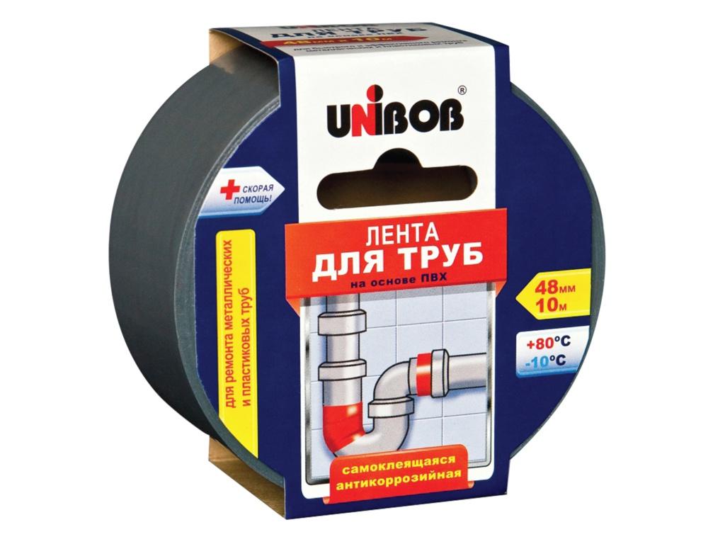 Клейкая лента Unibob 48mm x 10m 46745 лента клейкая лента хозяйственная unibob 48mm х 10m 854631