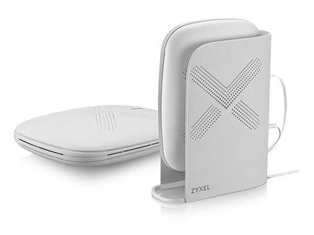 Wi-Fi роутер ZyXEL Multy Plus kit