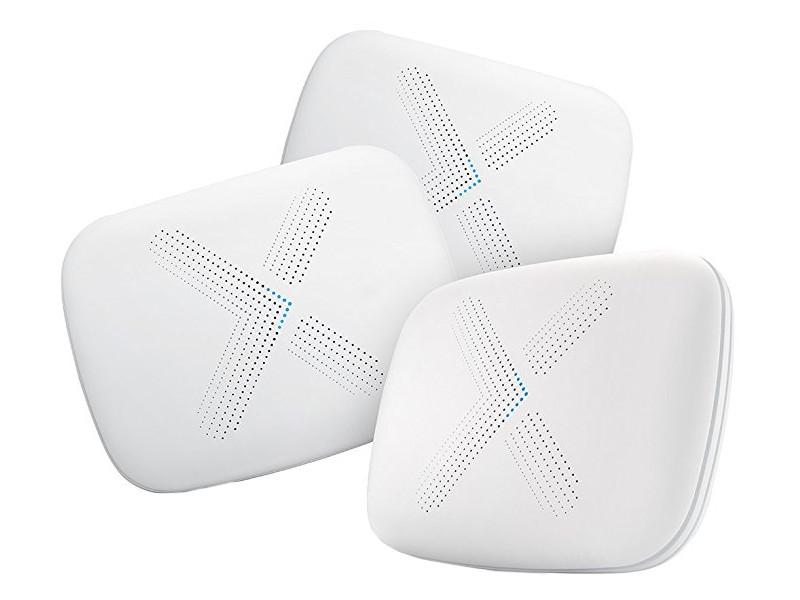 Wi-Fi роутер ZYXEL Multy X Kit 3 wifi роутер zyxel armor z2