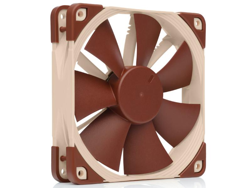 Вентилятор Noctua NF-F12 5V 120x120x25mm PWM 1500rpm
