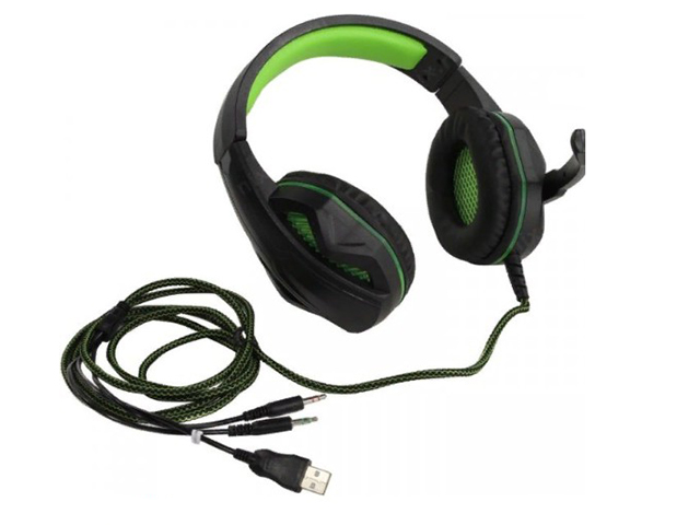 Harper GHS-R100 Black-Green