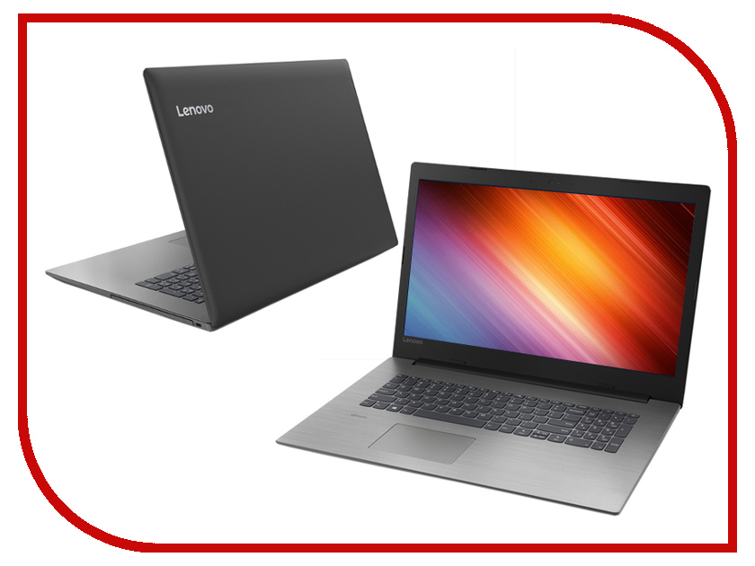 Ноутбук Lenovo IdeaPad 330-17IKB Black 81DM005FRU (Intel Core i5-8250U 1.6 GHz/8192Mb/1000Gb+128Gb SSD/nVidia GeForce MX150 2048Mb/Wi-Fi/Bluetooth/Cam/17.3/1920x1080/DOS)