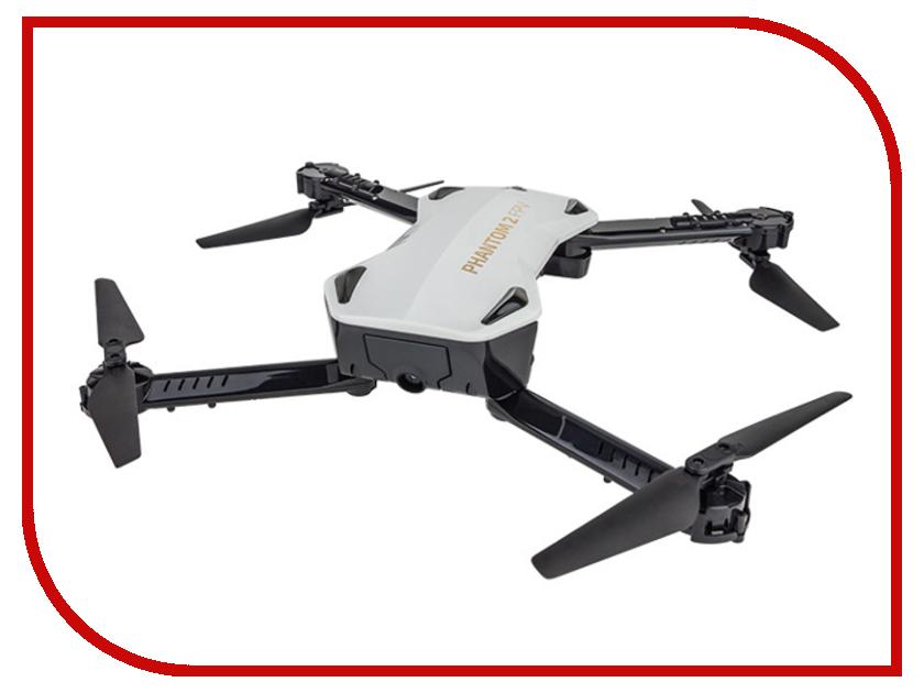 Квадрокоптер Pilotage Phantom 2 FPV White-Black RC61118 dji phantom 3 accessories vibration absorbing board anti vibration shock damping plate professional advanced drone flying camera