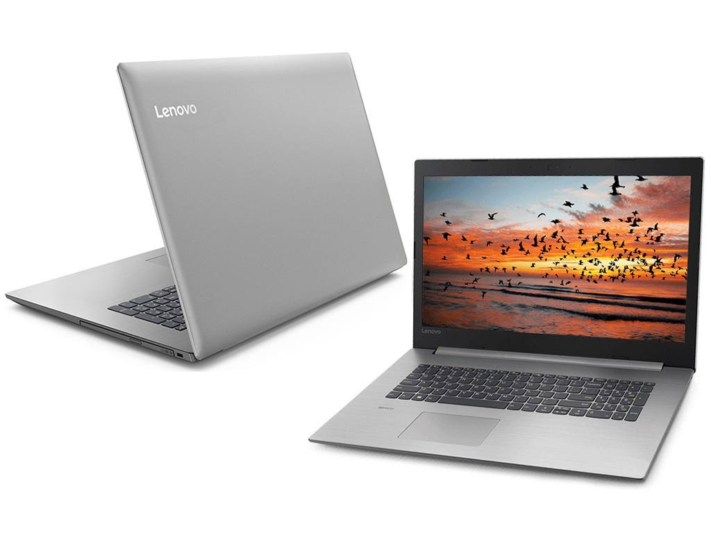 Ноутбук Lenovo IdeaPad 330-17IKBR Grey 81DM00AERU (Intel Core i3-7020U 2.3 GHz/8192Mb/1000Gb+256Gb SSD/nVidia GeForce MX150 2048Mb/Wi-Fi/Bluetooth/Cam/17.3/1920x1080/DOS)