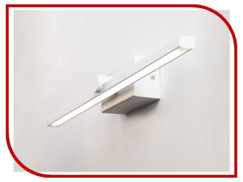 Светильник Elektrostandard 40133/1 LED White sunree waterproof 140lm 4 mode warm white light led sports headlamp white 1 x aa