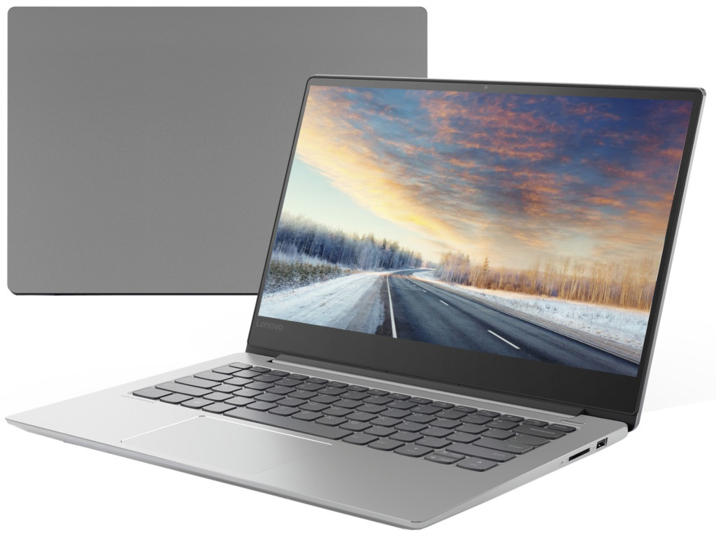 Ноутбук Lenovo IdeaPad 530S-14IKB Grey 81EU00MMRU (Intel Core i5-8250U 1.6 GHz/8192Mb/256Gb SSD/nVidia GeForce MX130 2048Mb/Wi-Fi/Bluetooth/Cam/14.0/1920x1080/DOS)