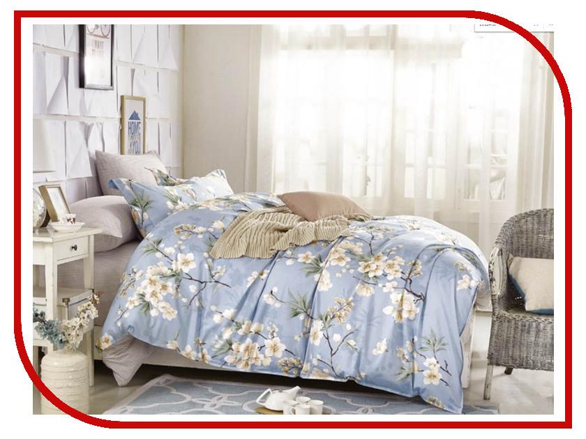 Фото - Постельное белье Cleo Satin Lux 15/224-SL Комплект 1.5 спальный Сатин постельное белье cleo satin lux 15 343 sl комплект 1 5 спальный сатин