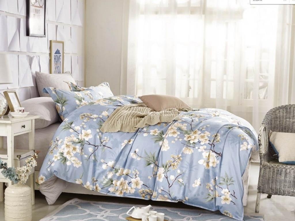 все цены на Постельное белье Cleo Satin Lux 15/224-SL Комплект 1.5 спальный Сатин онлайн