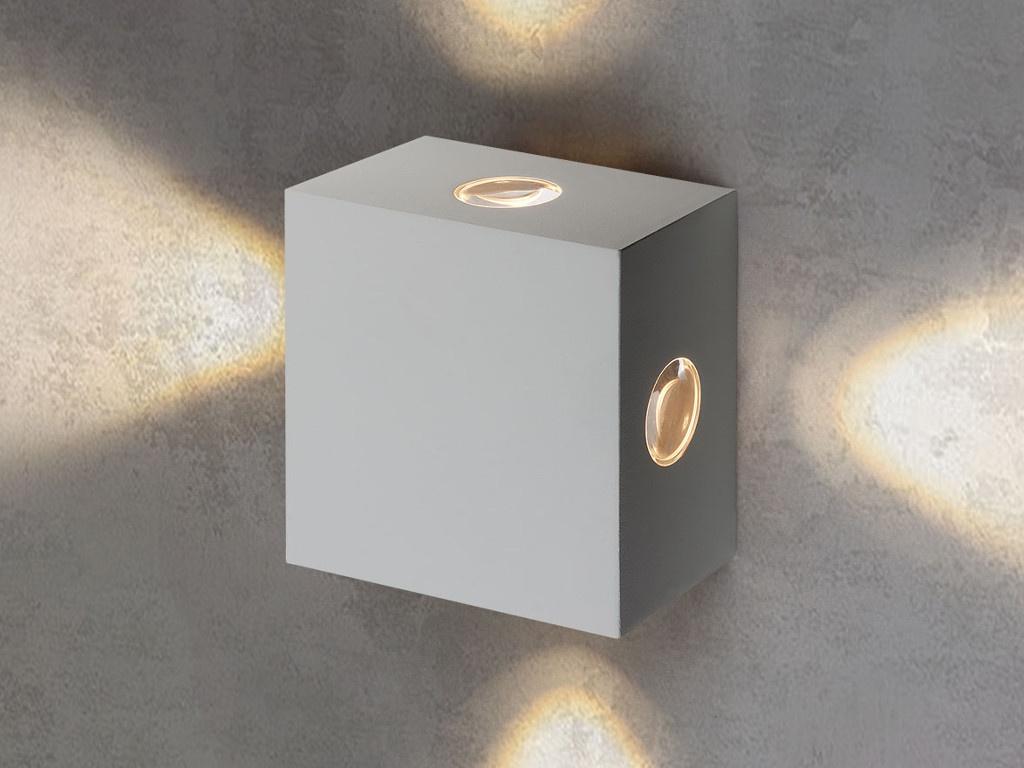 Светильник Elektrostandard 1601 Techno LED Kvatra White