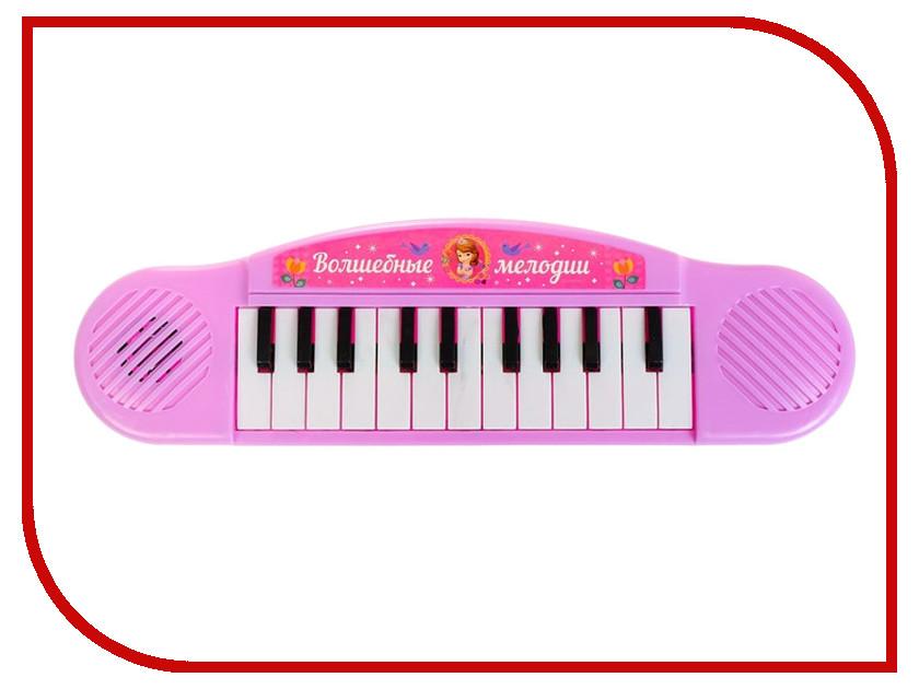 Детский музыкальный инструмент Disney Синтезатор София Прекрасная Волшебная музыка 2875730 цветные карандаши disney софия 6 цветов disney софия прекрасная