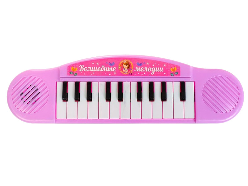 Детский музыкальный инструмент Disney Синтезатор София Прекрасная Волшебная музыка 2875730
