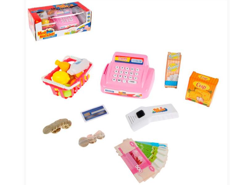 Игровой набор Забияка Мой магазин 1904147