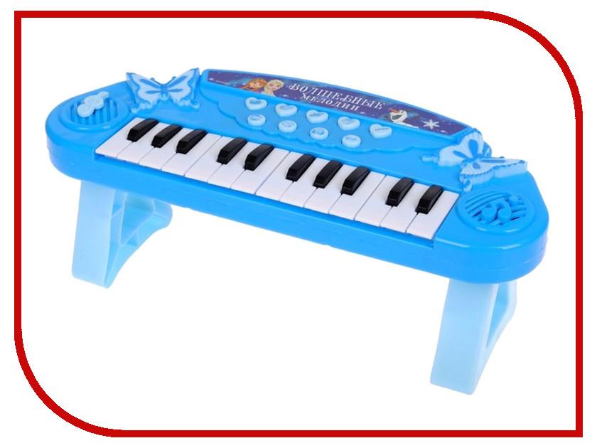 Детский музыкальный инструмент Disney Синтезатор Холодное сердце Волшебные мелодии 2875747 детский жакет disney x52sw974 2015